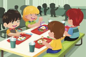 Servizio mensa: nuovo regolamento