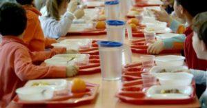 Mensa scolastica: aggiornamento stato delle regolarizzazioni