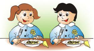 Nuove disposizioni in materia di refezione scolastica (mensa)