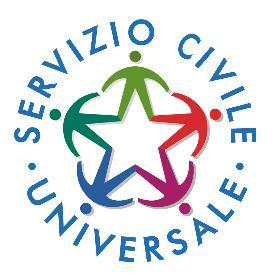 Servizio civile: colloqui orientativi