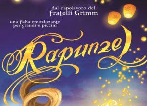 Rapunzel arriva al teatro comunale per l'apertura del Family Show