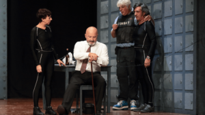 Jena Ridens è in scena al teatro comunale