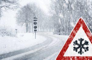 Obblighi in caso di neve e/o ghiaccio