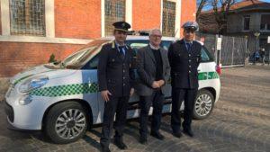 Quattro veicoli sequestrati ora in uso alla Polizia locale