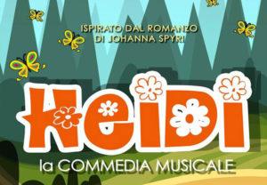 """""""Heidi"""" – Family Show a Teatro – 10 marzo – ore 16.00"""