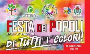 Festa dei Popoli – 8 giugno, dalle ore 16.00