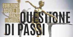 """""""Questione di Passi"""" – 8 giugno, dalle 16.00"""