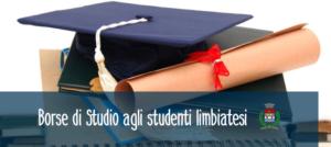 Borse di Studio: integrazione