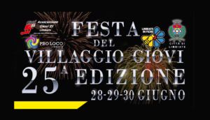 Festa del Villaggio Giovi – 28, 29, 30 giugno