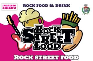 Rock Street Food con Radio 105 – 19, 20, 21 luglio
