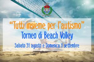 Torneo di Beach Volley – 31 agosto/1 settembre