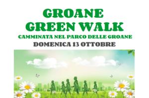 Groane Green Walk – 13 ottobre, ore 09.00