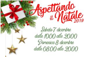 """""""Aspettando il Natale 2019"""" – 7 e 8 dicembre"""