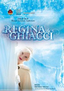 """""""Regina dei ghiacci"""" a teatro – 10 novembre, ore 16.00"""