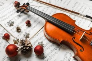 Quartetto d'archi <br>mercoledì 18 dicembre – ore 21.00 – Chiesa SS. Cosma e Damiano