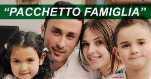 Pacchetto famiglia: contributo straordinario mutuo prima casa e acquisto di strumenti per didattica a distanza
