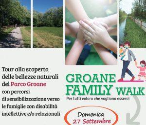 Groane family walk