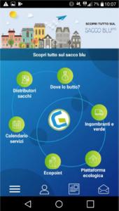 Disponibile la nuova G-App di Gelsia Ambiente