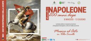 """""""Napoleone 2021"""" – in mostra fino al 13 giugno"""