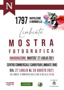 """Mostra fotografica """"Napoleone a Mombello"""" – dal 27 luglio presso Carrefour"""